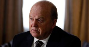 "The Government may ""test the market"" before the next election to establish a valuation for State-owned bank AIB, Minister for Finance Michael Noonan has told the Dáil"