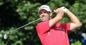Pádraig Harrington has revealed that he has undergone treatment for skin cancer.  Photograph: Lynne Cameron/PA