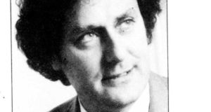 VINCENT BROWNE: 'A handsome man; workaholic; enjoys jogging and drinking'