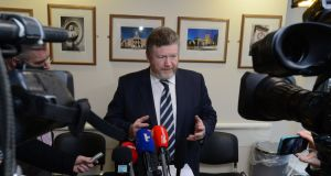 Minister for Health Dr James Reilly. Photograph: The Irish Times