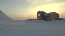 Video from Grise Fiord: 'If you don't have airfare it's like a prison without walls'