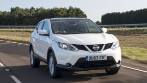 Sci-fi style: For the Qashqai's 2014 update, Nissan apparently asked Nasa for help in the design