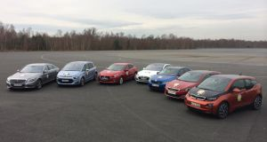 Magnificent seven: the finalists for the Car of the Year 2014