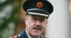 Garda Commissioner Martin Callinan said that in October 2012 he was furnished with a large volume of material by the Department of Justice.