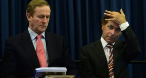 "Enda referred to Maurice McCabe as ""the good sergeant"". This was in contrast to the dismissive way Shatter has spoken of the whistleblower. Photograph: Brenda Fitzsimons/The Irish Times"