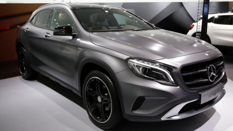 new mercedes gla is well worth waiting for. Black Bedroom Furniture Sets. Home Design Ideas