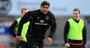 "Ulster Rugby has launched an investigation into the ""alleged unauthorised absence"" of number eight Nick Williams. Photograph:  Darren/Inpho/Presseye"