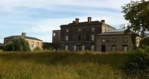 Hazelwood House outside Sligo town, originally built for Owen Wynne in the early 18th century