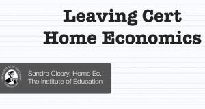 Video: Leaving Cert Home Economics