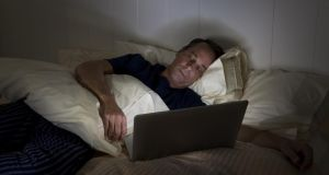 Although too much technology in the bedroom can keep us up all night, some can hold the secret to a good night's sleep. Photograph:Getty Images