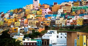 Las Palmas in Gran Canaria. Photograph: Getty Images