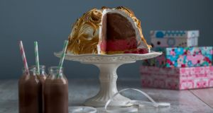 Baked Alaska recipe: no drama required