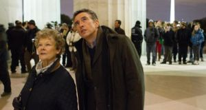 Nominated: Philomena, with Judi Dench and Steve Coogan