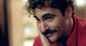 Nominated: Her, with Joaquin Phoenix