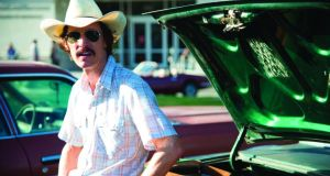 Nominated: Matthew McConaughey in Dallas Buyers Club