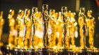 Gold and glory: Oscars waiting to be awarded at last year's ceremony. Photograph:  Christopher Polk/Getty