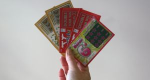Rehab's low-profit scratch-card products   were decimated  by the rival National Lottery and a State cap on its prize funds.