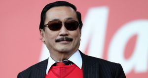 Cardiff City's owner Vincent Tan. Photograph: Adam Davy/PA Wire
