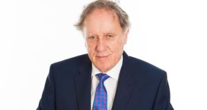 Democracy television: Vincent Browne. Photograph: TV3