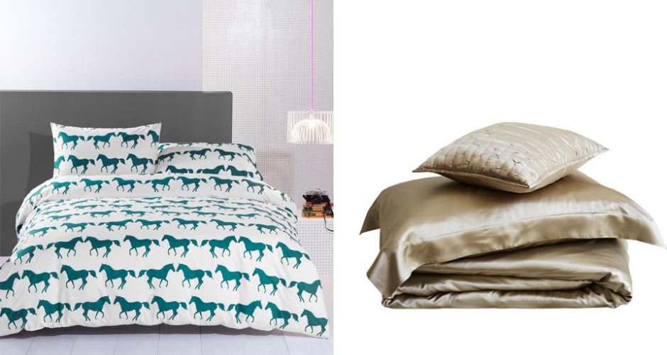 What we like: Bed linen