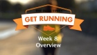 Get Running Week 8 Overview