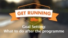 Get Running Week 8 Tip: What to do after the programme