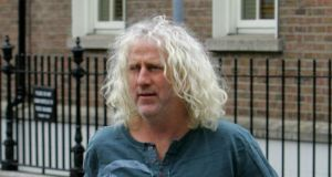 Independent deputy Mick Wallace who said the damage to the Minister for Justice's standing has also hurt the credibility of the Government. Photograph: David Sleator/The Irish Times
