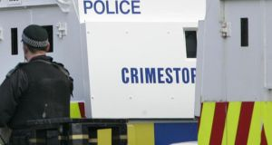 Arrests made after 46-year-old man dies in hospital. Photographer: Dara Mac Dónaill/The Irish Times