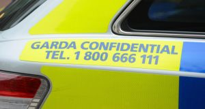 Gardaí are investigating a burglary at a house on the Old Cabra Road in north Dublin in the early hours of yesterday morning. Photograph: Frank Miller/The Irish Times