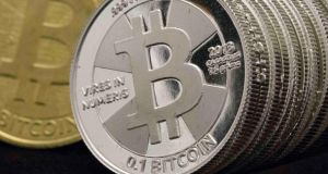 The UK's welcoming approach to bitcoin contrasts with the approach of other countries, amid concerns about its use for tax evasion and money laundering. Photograph: Reuters/Jim Urquhart