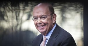 Wilbur Ross, the US billionaire investor in struggling industries, is selling a portion of his stake in Bank of Ireland. Photo: Bloomberg