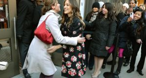 "Sarah Jessica Parker recently said in a magazine interview that women today ""are pretty unfriendly to one another"". Photograph: Andrew H Walker/Getty"