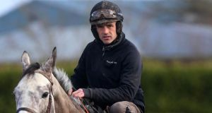 Ruby Walsh: is 4 to 7 favourite to be leading jockey at the festival for the eighth time in 11 years. Photograph: Niall Carson/PA Wire