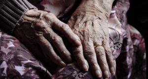 Over 22,000 people call private and voluntary nursing homes 'home'. Photograph: Getty Images