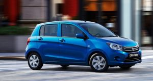 Suzuki's Celerio will be built in India and has emissions of just 85g/km.