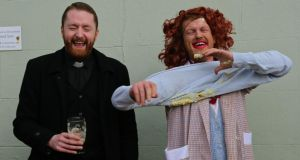 Festival Fit:  follow the laughter lines to Corofin and Tedfest