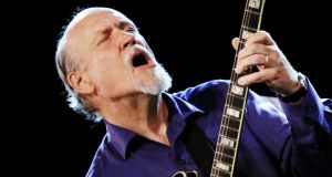 John Scofield: one of 'the big 75' of contemporary jazz guitar
