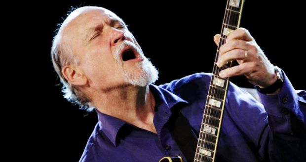 John Scofield: 'Be honest, play what's inside, steal from