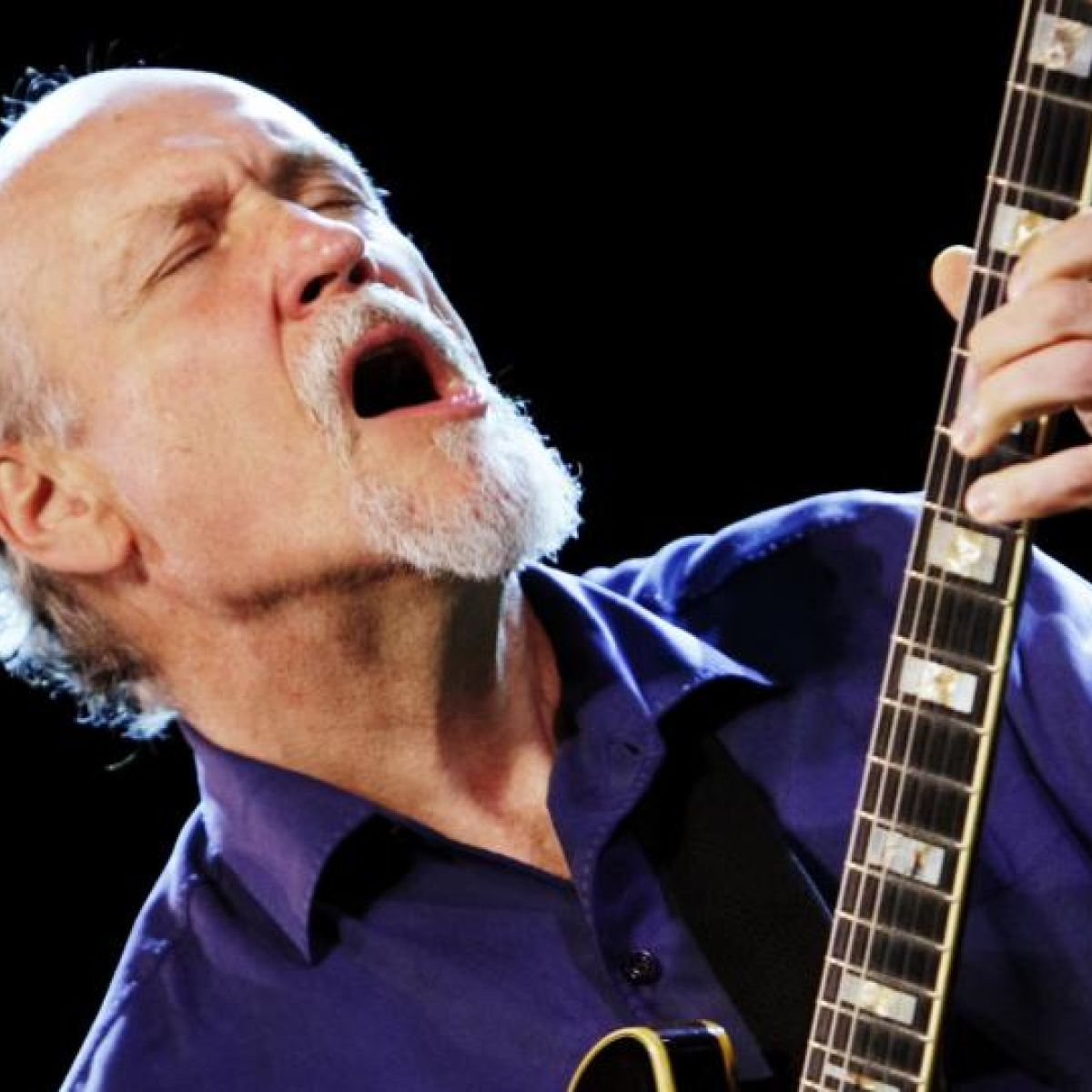 John Scofield Be Honest Play Whats Inside Steal From Everyone