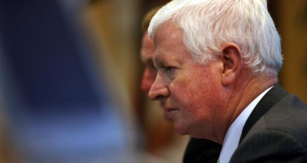 Frank Flannery is to be called to appear before the Public Accounts Committee. Photograph: - image