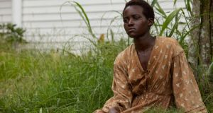 Lupita Nyong'o, Oscar winner for best supporting actress in 12 Years a Slave