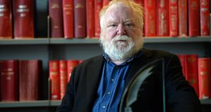 Playwright Frank McGuinness:  'Is it surprising that in those classrooms poetry was drudgery, prose breaking stones?' Photograph: Eric Luke / The Irish Times