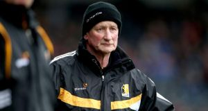 Kilkenny manager Brian Cody: his sides can never be under estimated. Photograph: Ryan Byrne/Inpho