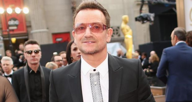 Bono will attend the event on foot of an invitation from Taoiseach Enda Kenny and speak on Europe's role in the world. Photograph: Getty