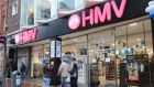 The new  HMV store will be located in the old A-Wear premises. Photograph: Alan Betson /Irish Times