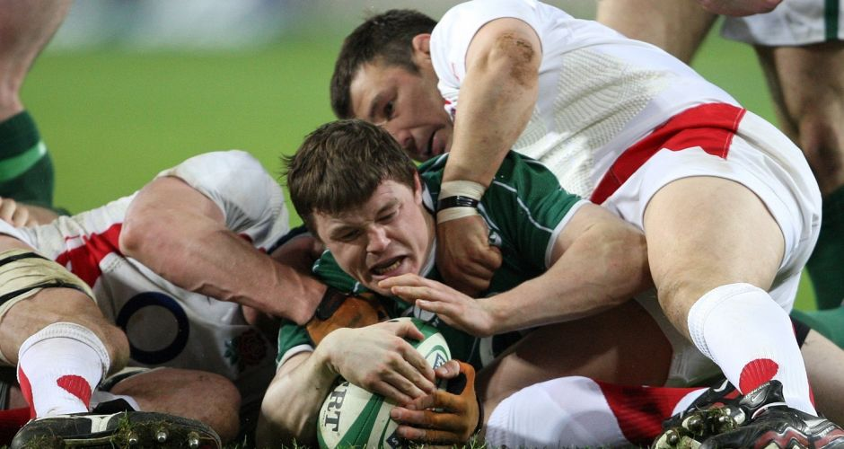 A look back over BOD's international career
