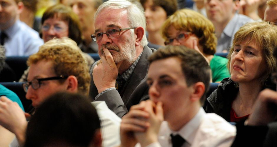 Irish Times Debate Final 2014