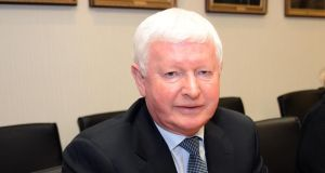 Frank Flannery: money was paid to him through UK company associated with Rehab. Photograph: Eric Luke.