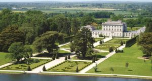 Ireland's most expensive country home, Lyons Demesne originally came to the market asking €80 million