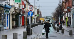 A month ago, 805 business owners in Dún Laoghaire were balloted on whether or not the town should become a Business Improvement District. The Yes vote won and now councillors must decide whether the proposal proceeds. Photograph: Cyril Byrne